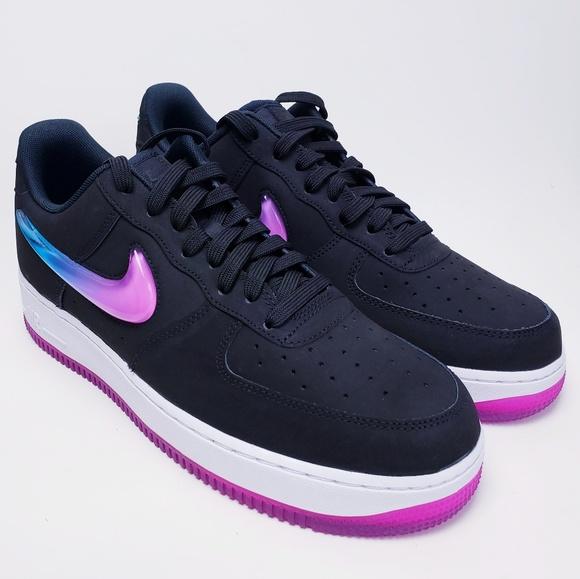 Nike Air Force 1 '07 Low PRM 2 Jelly Jewel Black